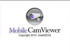 MobileCamViewer (IP & webcam) 1.0 Screenshot