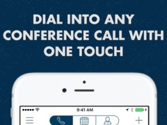 MobileDay One-Touch Dialer for Conference Calls & Online Meetings 5.2.0 Screenshot