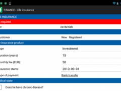 Mobilengine mobile workflow 34.0.0.5676 Screenshot