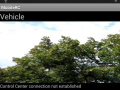 MobileRC 1.2 Screenshot