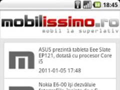 Mobilissimo.ro 1.1.0 Screenshot