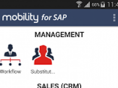 ISEC7 Mobility for SAP 6.1.0.7 Screenshot