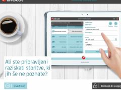 Mobilna banka GO for Tablet 1.10.29.0 Screenshot