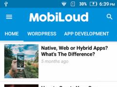 MobiLoud 3.11 Screenshot
