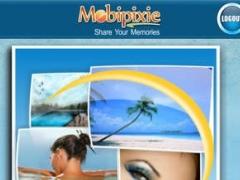 MobiPixie Photo Share & Cards 1.1 Screenshot