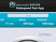 SIGOS Dataspeed 2.030 Screenshot