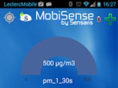 MobiSense by Sensaris 2.20 Screenshot