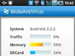 MobiShield free 4.0.3 Screenshot