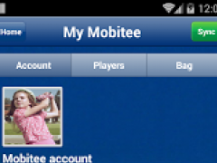 Mobitee GPS Golf Free 2.0.6 Screenshot