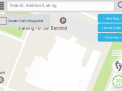 Mock GPS - Walk Simulator Pro 1.18 Screenshot
