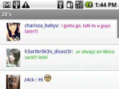 MocoSpace Chat 1.2.7.3 Screenshot