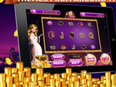 Model Lady Style : Top Richest Casino and Lucky Spin Wheel 1.0 Screenshot
