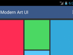 Modern Art UI 1.21 Screenshot