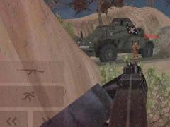 Modern Assassin Commando 2 Screenshot
