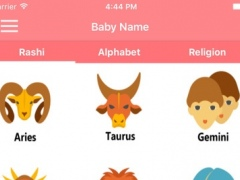 Modern Baby Names 1.0.4 Screenshot