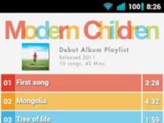 Modern Children 1.1 Screenshot