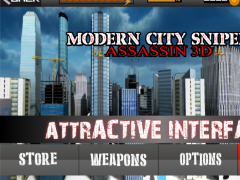 Modern City Sniper Assassin 3D 1.1 Screenshot