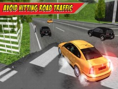 Modern City Taxi Driving Sim 3D: Ultimate Drive 1.6 Screenshot