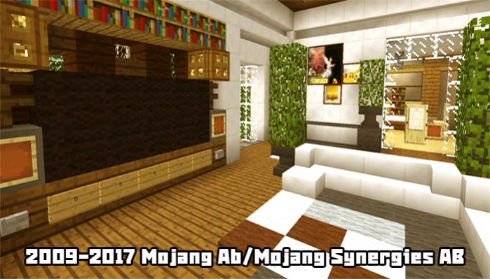 Modern Mansion Minecraft Map 1 3 Free Download