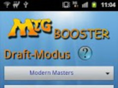 Modern Masters for MTG Booster 1.0 Screenshot