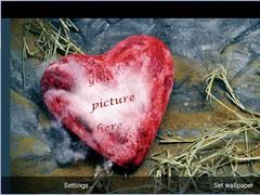 Modern Romantic Live Wallpaper 1.15 Screenshot
