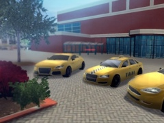 Modern Taxi School Parking 3D 1.0 Screenshot