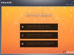 Modiac Blu-ray Ripper 1.0.0.4164 Screenshot