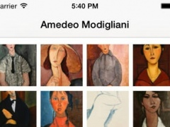 Modigliani 51 Paintings (HD 50M+) 1.9 Screenshot