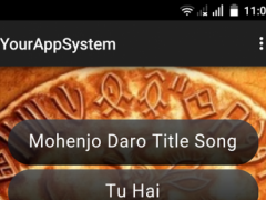 Mohenjo Daro 2016 Lyrics&Songs 1.0 Screenshot