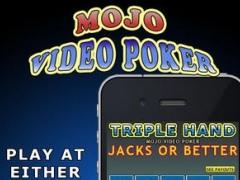 Mojo Video Poker Lite 2.1.0 Screenshot