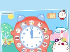 MOLANG: A HAPPY DAY - FUN GAMES FOR TODDLERS 1.2 Screenshot