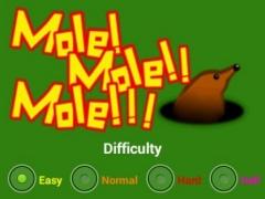 Mole!Mole!!Mole!!! 2.3.7 Screenshot
