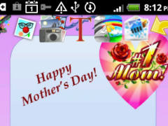 Mom is Best Cards! Doodle Text 1.2 Screenshot