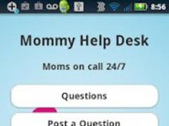 Mommy Help Desk 1.0.2 Screenshot