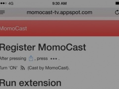 MomoCast 1.0.2 Screenshot
