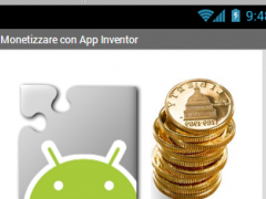 Monetize with App Inventor 1.0 Screenshot