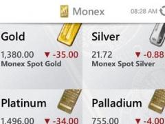 Monex Bullion Investor 1.2 Screenshot