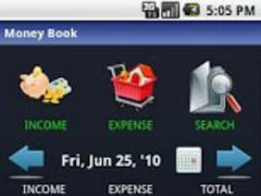 Money Book 1.1 Screenshot