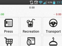 Money Keeper Free 2.7 Screenshot
