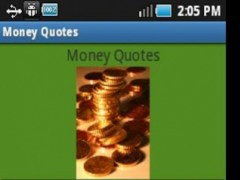 Money Quotes from Bible Verses 1.03 Screenshot
