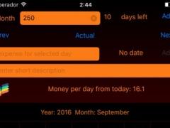 MoneyMonth 1.0.1 Screenshot