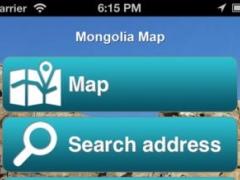 Mongolia Offline Map - PLACE STARS 1.1 Screenshot
