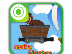 Monkey Adventure Game 2.0 Screenshot