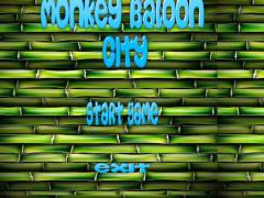 Monkey ballons city 2.0.0 Screenshot