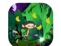 Monkey Banana Run Play 1.0 Screenshot