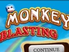 Monkey Blasting 1.1 Screenshot