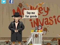 Monkey Invasion 1.1 Screenshot