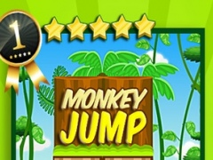 Monkey Jump : Hectic Jumping & Fruit Adventure FREE! 1.0 Screenshot