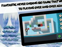 Monkey Ski Escape 1.2 Screenshot