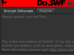 DoSWF MINI(flash swf encryption) 5.2.9 Screenshot